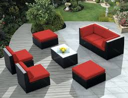 patio furniture sets for sale. Rattan Garden Furniture Set Sale With Parasol Red And Black Square Modern Patio Sets Stained Ideas For Home Depot S