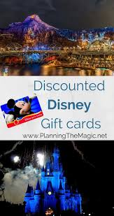ed disney gift cards 2017 by the numbers