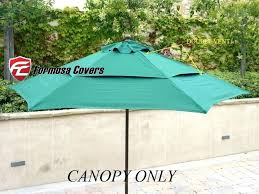 9ft umbrella replacement canopy 6 ribs umbrella canopy replacements patio umbrella covers replacement double vented replacement umbrella canopy for 6 ribs