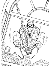 To print out your spiderman coloring page, just click on the image you want to view and print the larger picture on the next page. 40 Spider Man Coloring Pages Topcoloringpages Net
