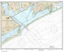 11316 Matagorda Bay And Approaches Nautical Chart