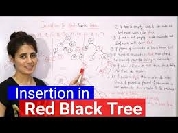 5.16 Red <b>Black tree</b>