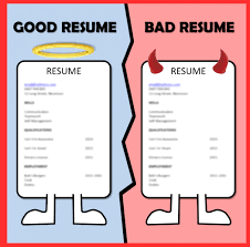 Examples Of Good Resume Stunning Bad Resume Examples Musmusme