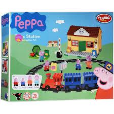 Play <b>Big Конструктор</b> Железнодорожная станция