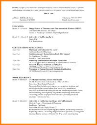 Sample Resume For Pharmacist In The Philippines Fresh 9 Pharmacist