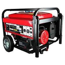 electric generators. 3500 Watt Generator Electric Start 6.5 HP Gas Engine EPA Generators