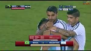 الأرجنتين 10 / 1 البرازيل 😂💪😂💪😂argentin 1/10 BRAZIL - YouTube