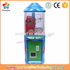 Lollipop Vending Machine Awesome Electric Amusement Kids Coin Operated Game Machine Lollipop Candy