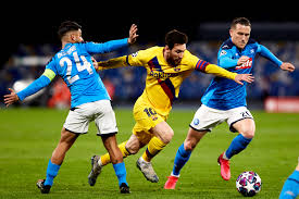 With every new match, napoli is proving that the dip in form they in their 10 most recent clashes, barcelona recorded exact same results as their upcoming opponent. The Champions League And Fc Barcelona V Napoli Postponed Announces Uefa