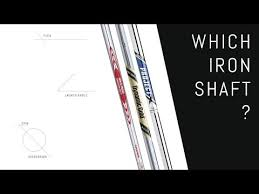 Project X Vs Dynamic Gold Vs Nippon Modus Iron Shafts