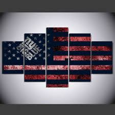 image is loading large framed new york giants american flag canvas  on ny giants canvas wall art with large framed new york giants american flag canvas print wall art