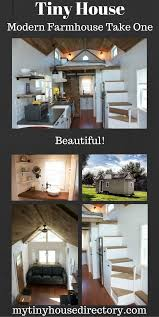 Small Picture mytinyhousedirectory The Modern Farmhouse Tiny Home Take One