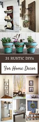 Decorations  Home Decor Craft Ideas For Adults Easy Home Decor Home Decor Pinterest Diy