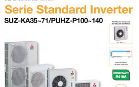 Precio Aire Acondicionado Mitsubishi Electric Conductos PEZS140VJAMitsubishi Aire Acondicionado Inverter