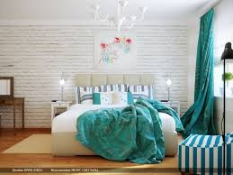 brick wallpaper bedroom ideas. awesome white brick wallpaper bedroom in of turquoise decoration photos ideas