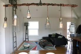 homemade lighting ideas. Homemade Light Fixture Ideas Living Room Lighting