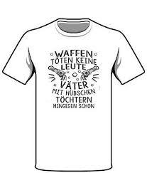 Herren T Shirt Bär Spruch Tollen Tochter Steht Papa Shirt Schwarz