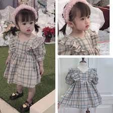 Váy cho bé gái từ 1 - 8 tuổi, đầm thời trang trẻ em hàng thiết kế cao cấp  VNXK cho bé từ 6- 32 kg (v1) chính hãng 124,000đ