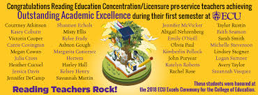 academic works ecu college of education home page