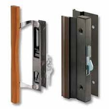 handles picture for sliding glass door