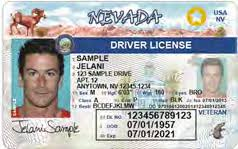 Driver - Standard 505 Vs Id Real License Nevada Dmv