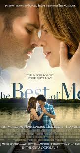 romantic movie poster the best of me 2014 imdb