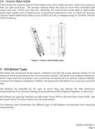 Hid Ballast Application Guide Pdf Free Download