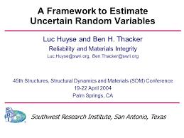 Swri Org Chart Southwest Research Institute San Antonio Texas A Framework