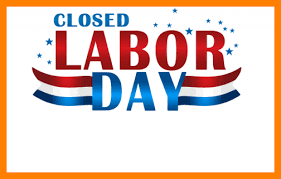 labor day closing sign template closed labor day sign template free download