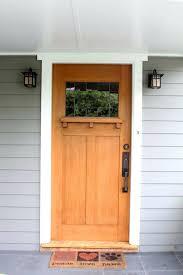 craftsman front doorFront Door With Sidelights Craftsman Sears Design Style Trim Lite