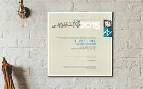 Pia Awards Veld Architects
