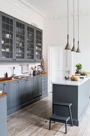 Best 25+ Blue gray kitchens ideas on Pinterest | Bedroom colour schemes  blue, Gray kitchen paint and Exterior house colors grey