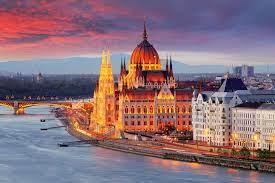 Ein Wochenende in Budapest