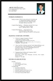Resume Template For College Student Noxdefense Com