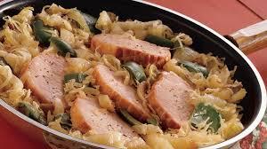 smoked pork and sauer recipe