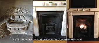 small burner in victorian web