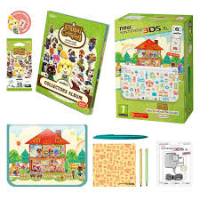 3ds Xl Happy Home Designer Bundle New Nintendo 3ds Xl Animal Crossing Happy Home Designer Edition Pack