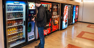 Vending Machine Bank Awesome Vending Machines Spark Tax Debate Capitol Weekly Capitol Weekly