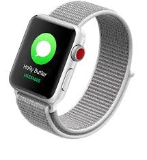 apple 3 watch. stay connected away from your phone. apple 3 watch