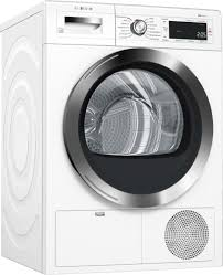 bosch 800 series washer. BOSCH The 800 Series Washer And Dryer With Home Connect Can Be Operated From Anywhere Remotely Via A Smart Device Key Features Stackable - Space SavingLevel Bosch C