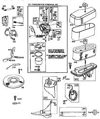 Briggs Stratton Engine Briggs And Stratton Parts Model