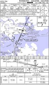 Ifr Terminal Charts For Singapore Changi Wsss Jeppesen