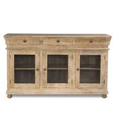 Rustic Kitchen Sideboard Industrial Kitchen Cabinets Rustic Sideboard With Glass Doors