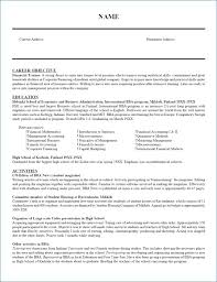 High School Resume For College Artemushka Com