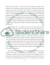 u s government and politics constitution essay u s government and politics constitution essay example