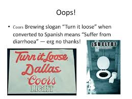 Coors Light Slogan 2012 Ppt A2 Economics And Business Social And Cultural