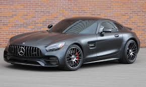 Performance specs were identical to the regular sls amg gt, but there's a lot that was special about the final edition. 2018 Mercedes Benz Amg Gt C Edition 50 For Sale On Bat Auctions Closed On January 30 2019 Lot 15 938 Bring A Trailer