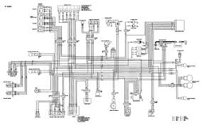 1992 honda cbr1000f wiring diagram and electrical system troubleshooting