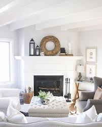 how to decorate a living room with