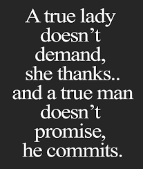 Beautiful Life Quote Best Of True Lady And True Man Beautiful Life Quote Full Dose